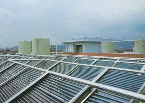 浅谈做好太阳能热水工程项目的五大要素