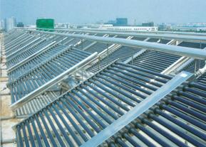 用户选择太阳能热水工程产品时应注些什么问题?
