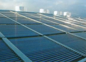 楼房太阳能热水系统常见的故障以及解决方法