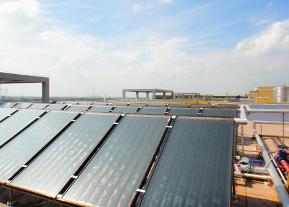 太阳能热水工程十大助力