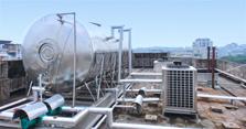 太阳能热水工程五大质量问题分析