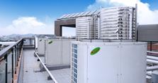 太阳能空调大大提高太阳能的利用率