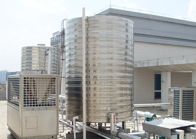太阳能+空气源组合工程